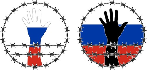 Violation of human rights in Russia