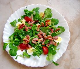 salade montagnarde