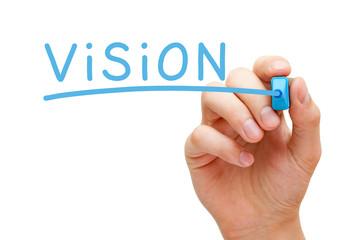 Vision Blue Marker