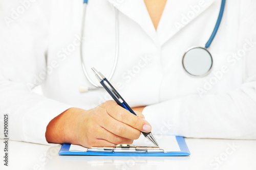 Doctor's documents