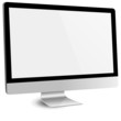 Computer Monitor with Blank Screen - 52901452