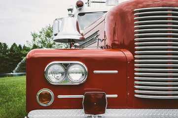 Antique Firetruck