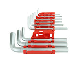 hexagon kit tool or allen wrench set
