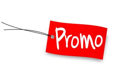 """Etiquette """"promo"""""""