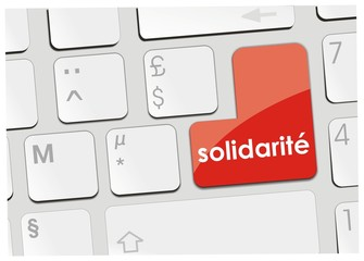clavier solidarité
