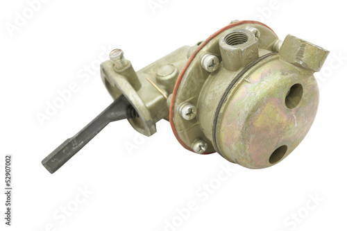 fuel booster pump