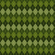 Seamless geometric pattern with diamond shapes in retro style.