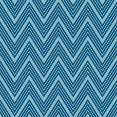 Seamless chevron pattern in retro style.
