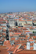View on beautiful Lisbon
