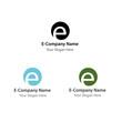 """Company Logo """"E"""""""