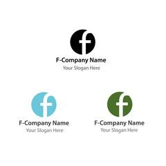 """Company Logo """"F"""""""