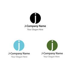 """Company Logo """"J"""""""