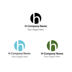 """Company Logo """"H"""""""