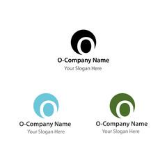 """Company Logo """"O"""""""