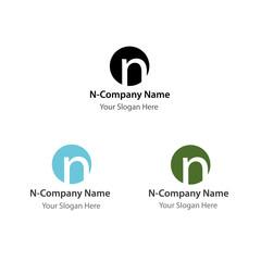 "Company Logo ""N"""