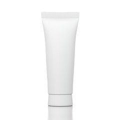 Suncreme tube