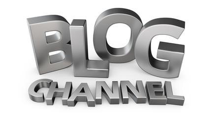 Blog Channel