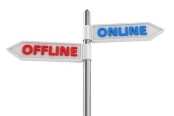 Offline or online