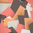 Vector Illustration of an Abstract Background