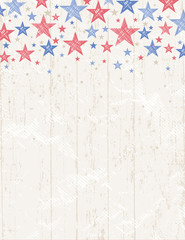 grunge usa background, vector