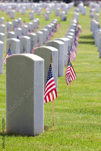 Cemetery Memorial Day