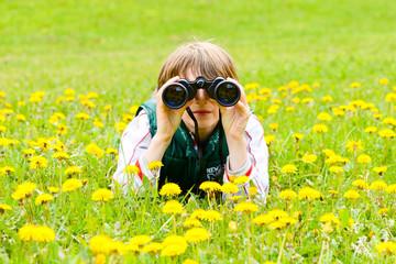 giovane esploratore - young explorer