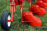 Agricultural equipment. Detail 114