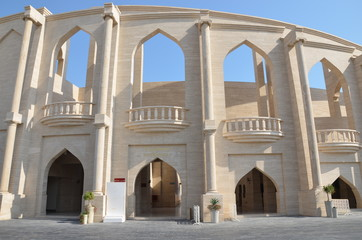 Amphietheater in Doha