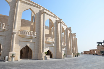 Amphietheater in Doha