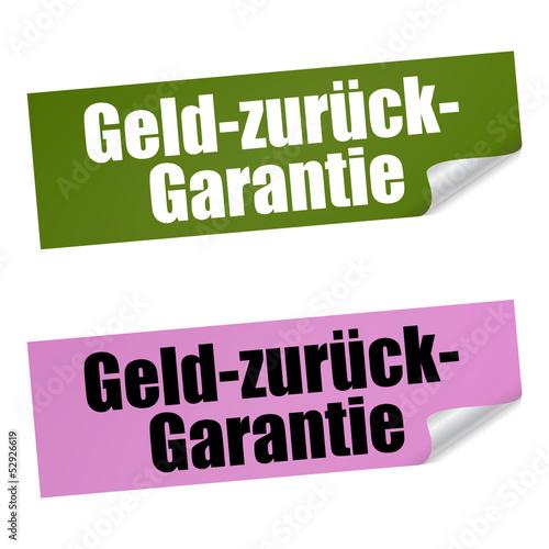 ecke v3 geld-zurueck-garantie II