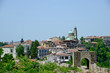 View from old town Veliko Tarnovo in Bulgaria