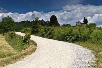 Strada nel Chianti