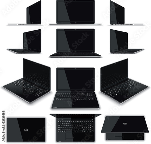 Laptop - 12 Views Kit