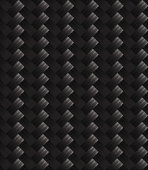 Diagonal carbon fabric texture