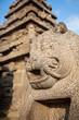 Statue in Mamallapuram