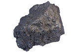 Sample of bituminous coal