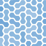 Abstract Technology seamless pattern. Vector background