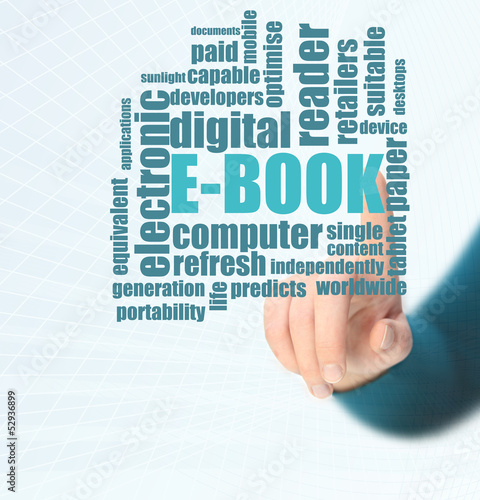 ebook word cloud