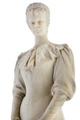 Statue der ehemaligen Kaiserin Sissi von Österreich