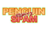 Penguin 2.0 fights Spam, Website Optimization, Text Concept