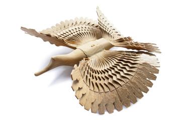 Wood bird