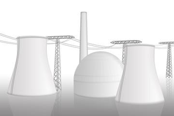 Atomkraftwerk - AKW