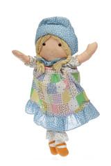 poupée en tissu dansant