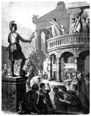 Ancient Rome : Orator