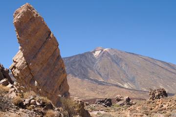 Teide from La Ruleta