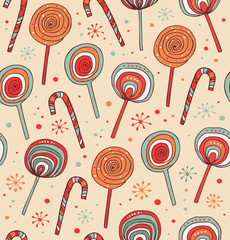 Lollipops background. Sugarplums