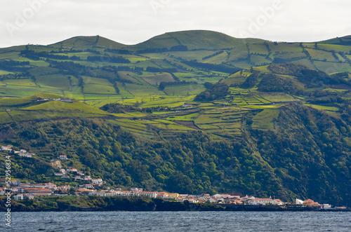 Ile de Sao Jorge aux Açores