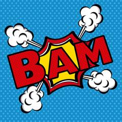 bam comics icon