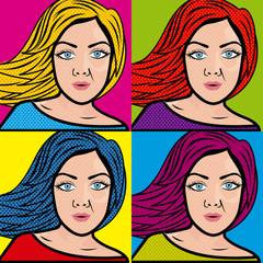 women comics