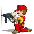 Handyman - Drilling Red